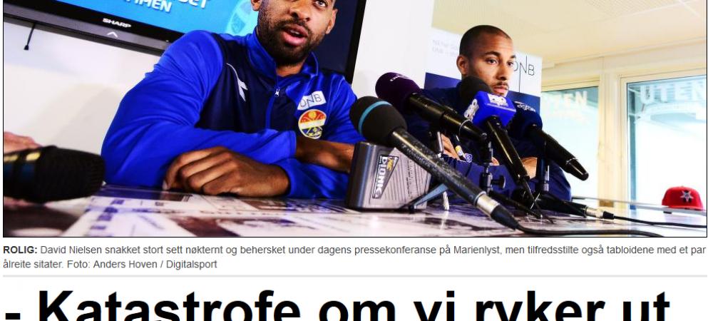 """O sa fie o """"KATASTROFE"""" daca Stromsgodset nu o elimina pe Steaua! Antrenorul norvegienilor s-a tinut de glume inainte de meci"""