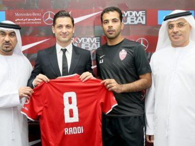 OFICIAL   Radoi, prezentat la noul sau club! Fostul capitan al Stelei isi poate incheia cariera in Arabia, pe un MUNTE de bani