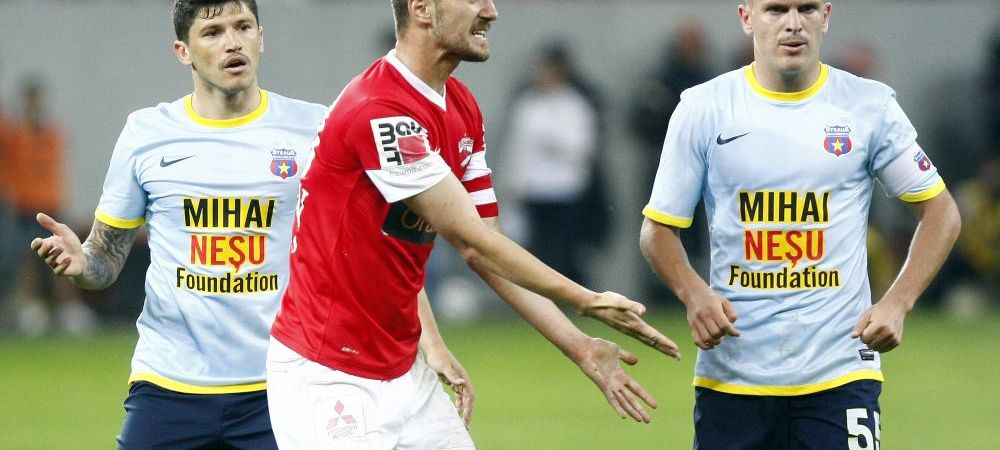 Alexe revine in Liga I, dupa sezonul de cosmar avut in Italia! Atacantul se pregateste din nou pentru derbyurile cu Steaua