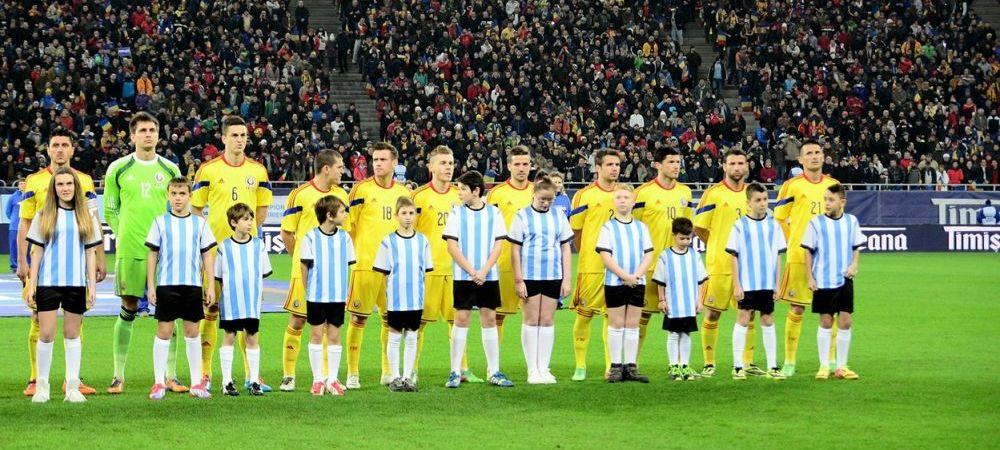 Romania are cea mai buna clasare din ultimii 4 ani, pe Spania abia o mai gasesti in primele 10! Cum arata noul clasament FIFA