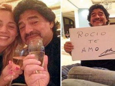 Maradona, viata de film, relatii ca in telenovele! Argentinianul si-a dat in judecata fosta logodnica, aceasta a fost ARESTATA