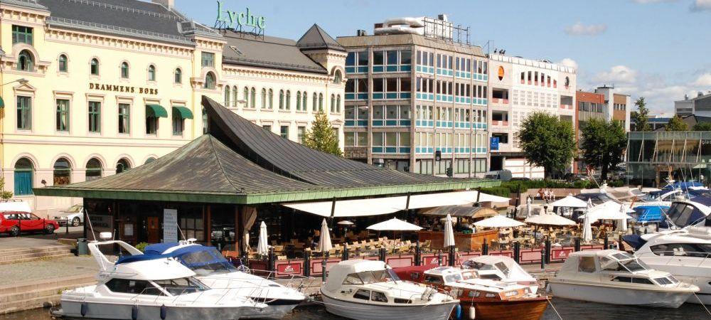 Viata in Norvegia, DRAMMEN pentru portofele! Cat costa sa iei masa la un restaurant in orasul lui Stromsgodset: