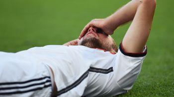 """""""Auziti, asta e FINALA Cupei Mondiale?"""" Intrebarea a fost pusa pe teren, la Germania - Argentina! Arbitrul s-a speriat!"""