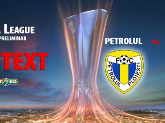 8 minute de vis pe OZN Arena! Petrolul 2-0 Flamurtari in turul II Europa League! Tamuz si Nepomuceno au fost extraterestii!