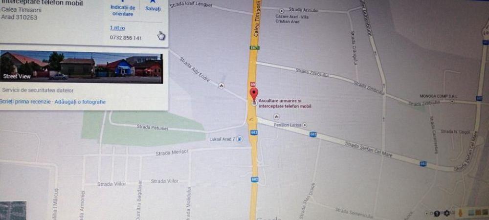 """SOCANT! """"De aici ne asculta telefoanele, NU-mi vine sa cred!"""" Descoperirea facuta pe Google Maps in Romania! Sunt mai multe!"""