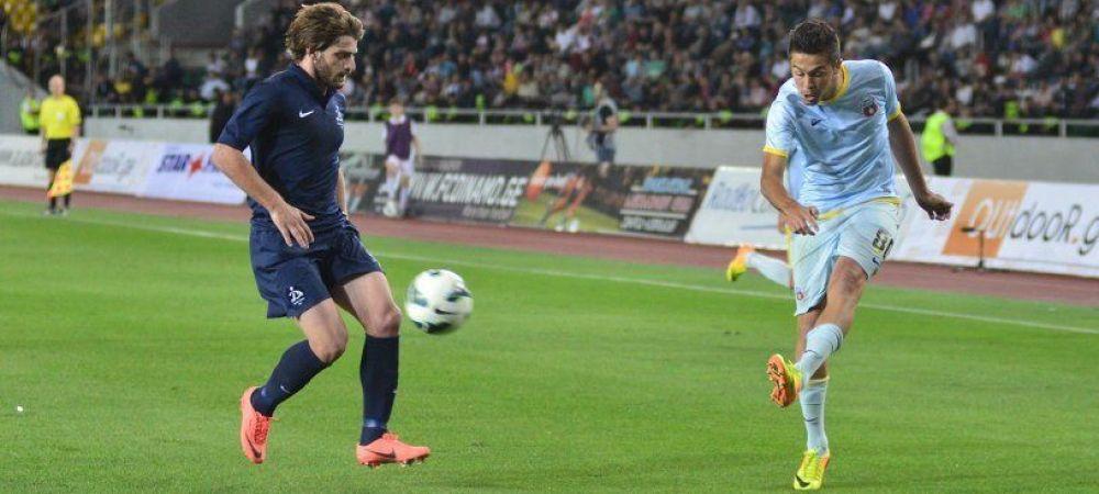 DUEL cu repetitie? Cum arata Dinamo Tbilisi, echipa pe care Gabi Iancu a distrus-o de unul singur: