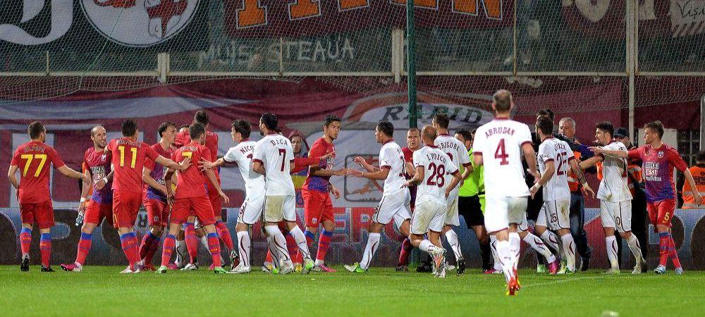 """Rapidul are 15 jucatori pentru derby, Rada: """"Le-am zis sa moara cu stelistii de gat"""". Ironii lansate de giulesteni:"""