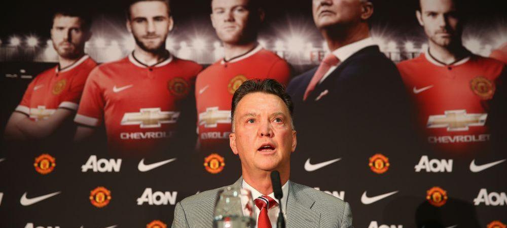 """Primele """"victime"""" ale lui Van Gaal! Noul antrenor al lui Manchester a renuntat la """"pariul ratat"""" al lui Ferguson si la Anderson"""