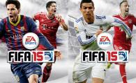WOW, WOW, WOW! Asta e trailerul pentru FIFA 15, lansat astazi de EA Sports! Simulatorul, mai real ca niciodata! VIDEO