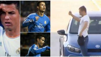 FABULOS | Jucatorii Barcei il iau in ras pe Ronaldo la fiecare antrenament! Gestul facut de pustiul Deulofeu: VIDEO
