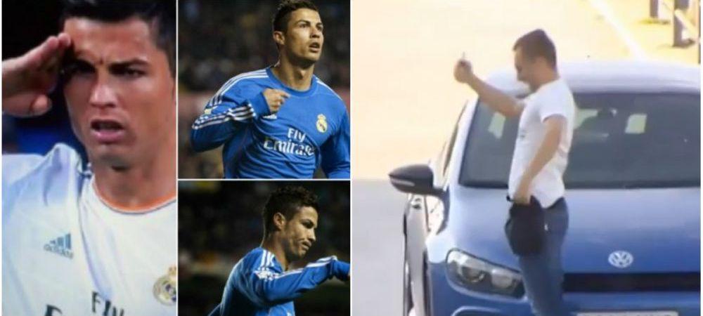 FABULOS   Jucatorii Barcei il iau in ras pe Ronaldo la fiecare antrenament! Gestul facut de pustiul Deulofeu: VIDEO