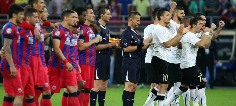 Steaua e favorita la castigarea titlului dar te imbogatesti daca pariezi pe Rapid! Vezi cotele la pariuri pentru titlul din Liga I