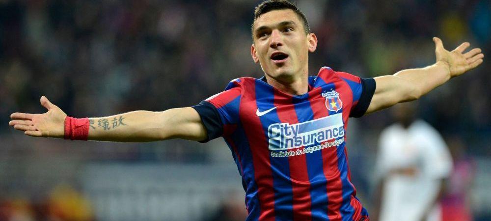 """""""Ma simt extraordinar si vreau sa joc in grupele Ligii Campionilor"""" Keseru nu pleaca de la Steaua! Anuntul facut azi de jucator"""