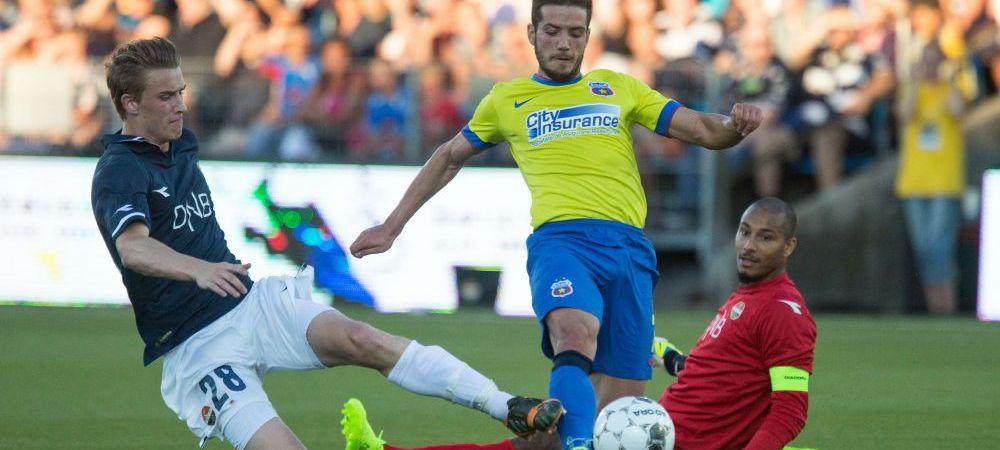Infrangere categorica pentru Stromsgodset, inaintea returului cu Steaua! Norvegienii au pierdut derby-ul cu Valerenga