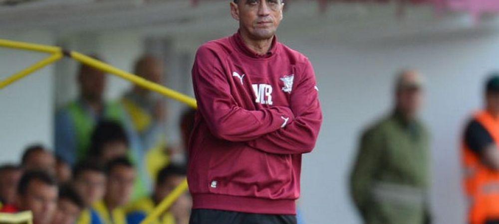 """""""Suntem afectati, dar este doar al 5-lea meci pe care il jucam, suntem in pregatire!"""" Rada a vorbit dupa esecul din derby:"""
