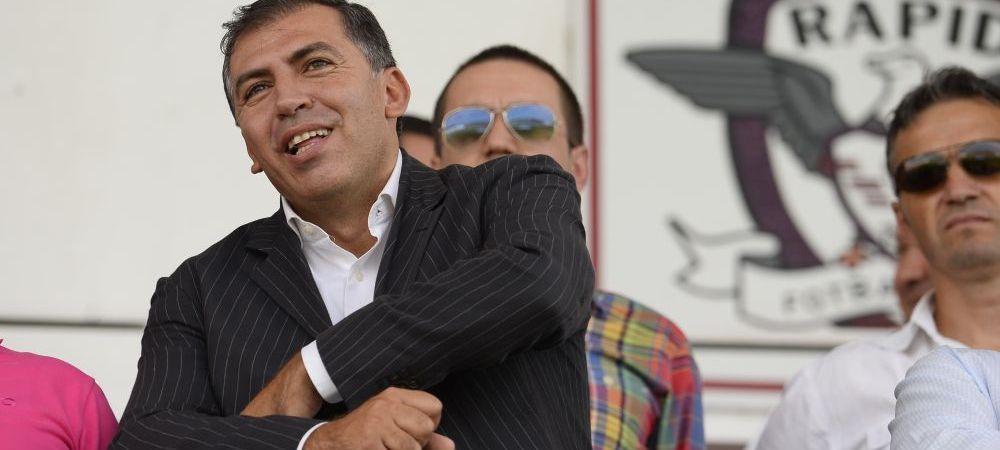 "Nae Manea: ""Zamfir si Massone negociaza acum, maine pot semna actele"" Presedintele Rapidului anunta ca e ULTIMA speranta:"