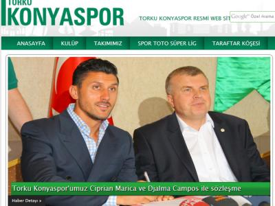Marica a semnat pe doua sezoane cu Konyaspor! VIDEO: primire incredibila facuta de fanii turci
