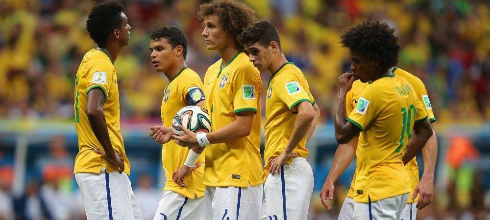 Brazilia si-a ales noul selectioner dupa DEZASTRUL de la Mondial! Surpriza mare: Cine a venit in locul lui Scolari
