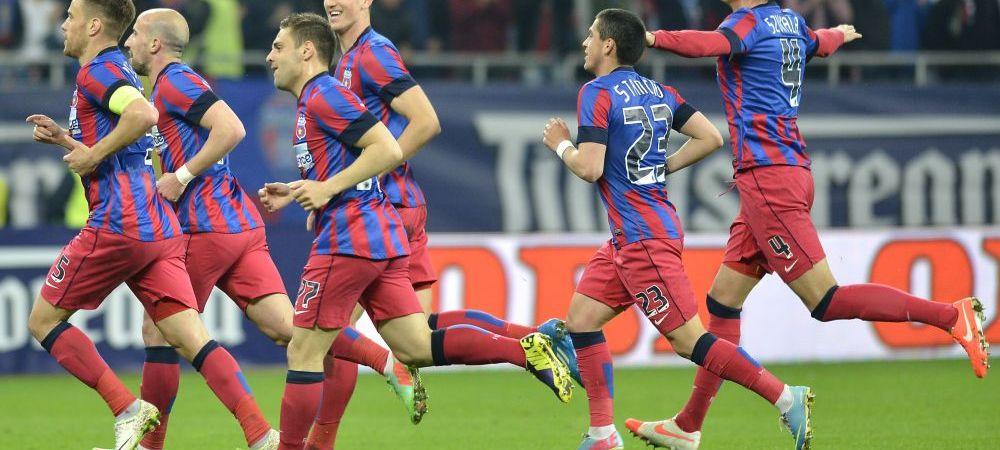 Steaua mai ramane fara un jucator 'cu greutate'! Galca il lasa acum sa plece, ca sa nu-l piarda gratis in 2015! Unde ajunge