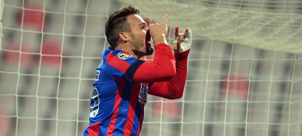Piovaccari a primit vestea cea mare! Mihajlovic ii da ultima sansa la Sampdoria, Steaua isi ia adio de la transfer
