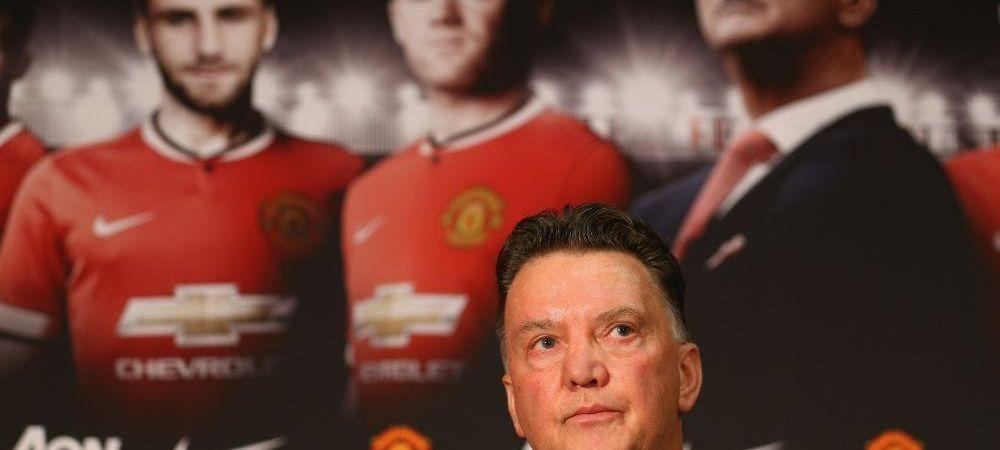 "United face un transfer URIAS! Un Campion Mondial vine sa rezolve cea mai mare problema: ""Van Gaal are un cec in alb!"""