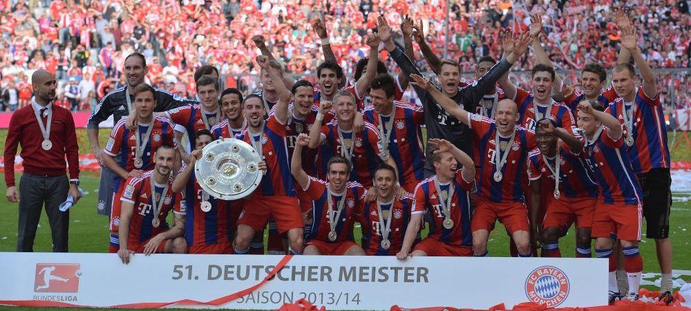 FOTO: Cum arata echipamentul de deplasare al celor de la Bayern Munchen pentru sezonul viitor
