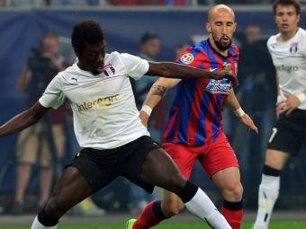 Steaua isi ia adio de la marcatorul rivalei! Yazalde si-a ales noua echipa: va fi antrenat de un roman!