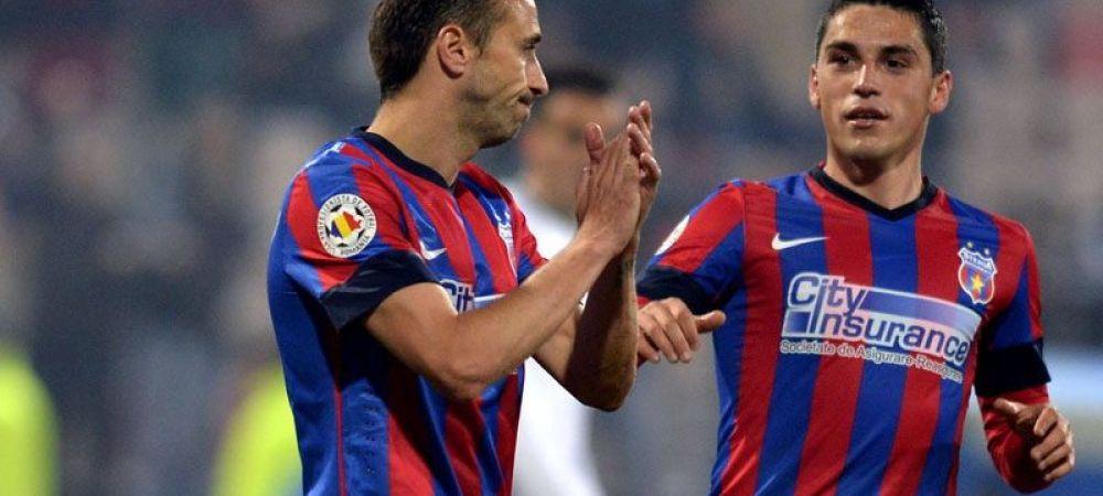"""Galca, criticat de Piturca: """"Au bulevarde mari in defensiva! Pe Sanmartean nu il pune bine in teren"""" Ce se intampla la Steaua"""