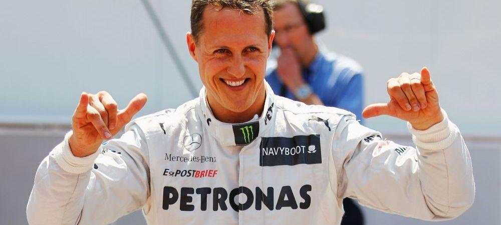 """MIRACOLUL la care nu mai spera nimeni: """"A putut sa mearga in 2 luni!"""" Anunt DE ULTIMA ORA pentru Schumacher! Ce se intampla ACUM"""