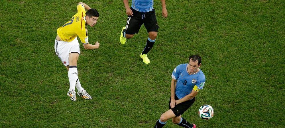 FIFA a anuntat oficial GOLUL MONDIALULUI! Reusita jucatorul de 80mil € a fost aleasa in fata plonjonului lui Van Persie VIDEO