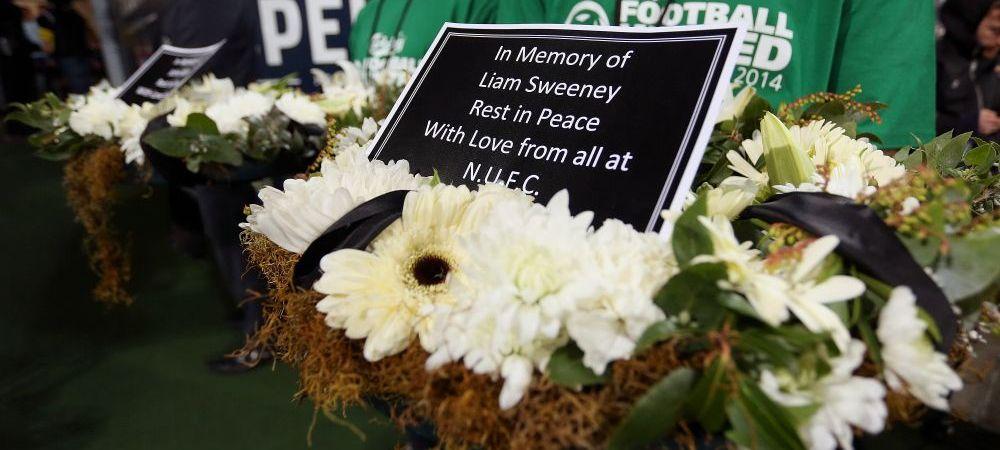 GEST impresionant in Premier League in memoria celor doi fani Newcastle care au murit in tragedia de langa Donetk!