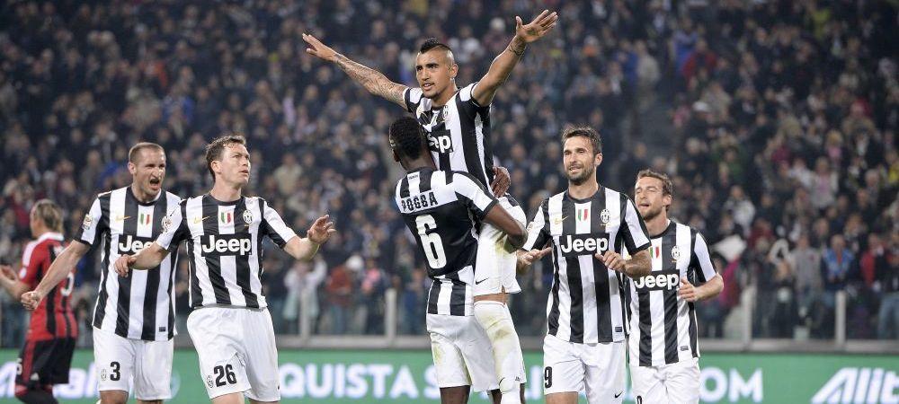 Liverpool isi construieste o MEGA ECHIPA cu banii de pe Suarez! Vrea sa cumpere cele doua perle de la Juventus cu 90 mil euro