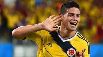 GENIAL! James Rodriguez NU isi imagina ca se poate asa ceva! Ce s-a intamplat cand a semnat cu Real Madrid: