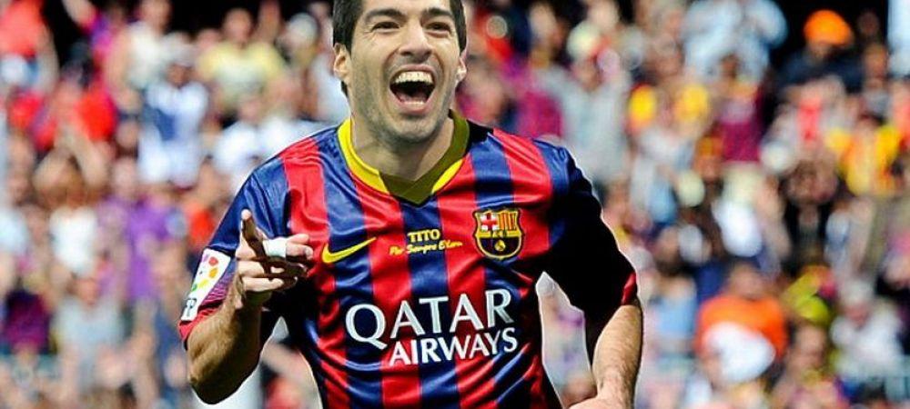 Barcelona incepe sa puna presiune pe FIFA! Cine a incercat sa ii reduca suspendarea lui Suarez si raspunsul dat de FIFA