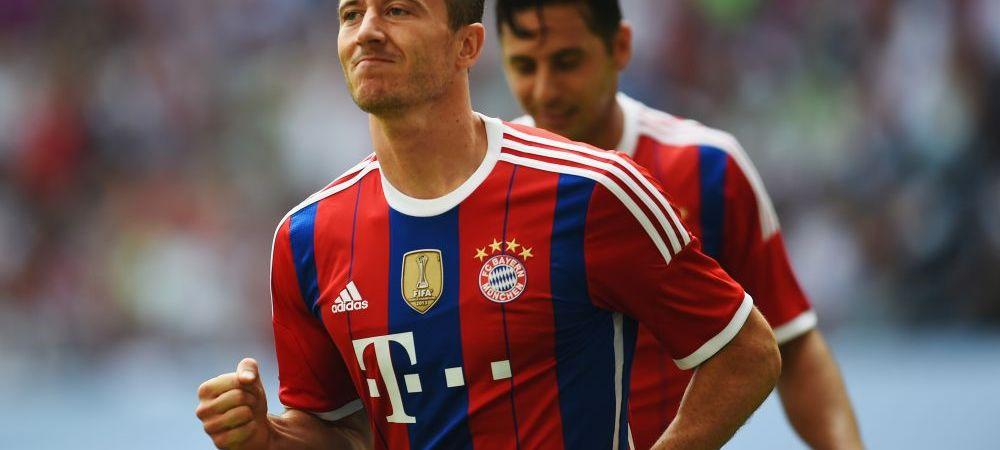 Lewandowski e MASINA de goluri! A reusit doua bijuterii superbe! Bayern a castigat Telekom Cup! Toate reusitele turneului VIDEO