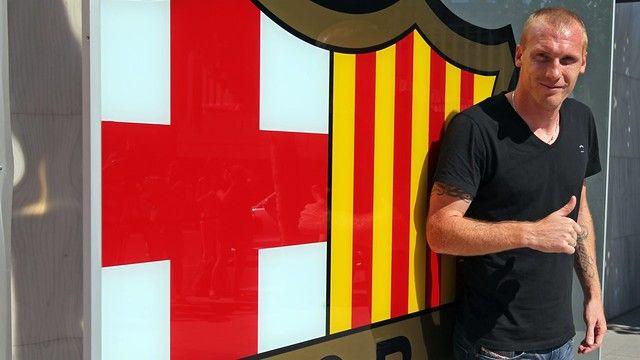 Prima declaratie a francezului Mathieu la Barca! Fotbalistul de 30 de ani e primul fundas luat de Barca in ultimii 5 ani