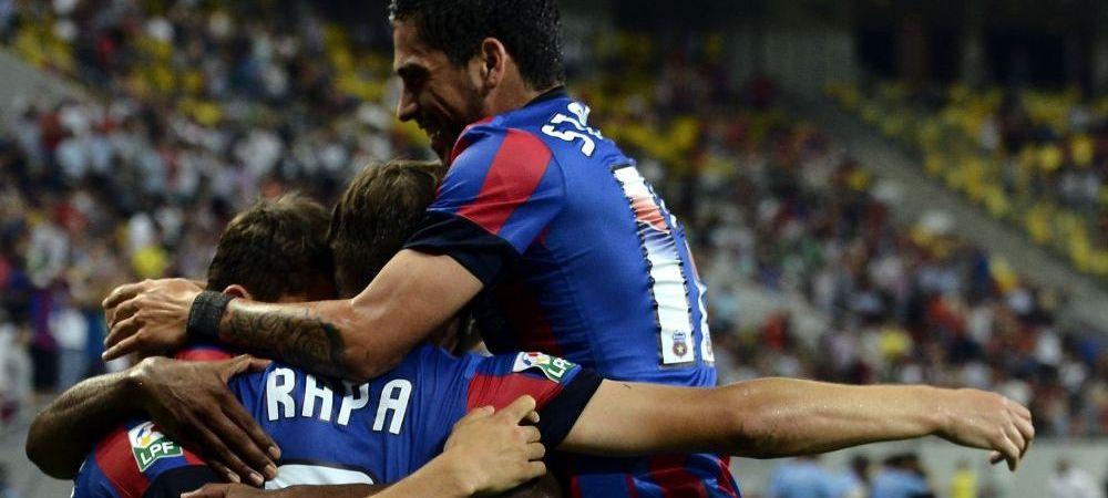Steaua, de doua ori mai tare ca Mondialul! Tanase si Latovlevici langa Gotze si Messi: vezi cifrele de audienta!