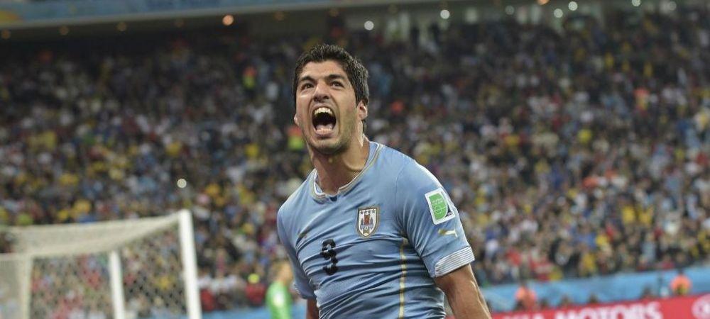 """Cineva acolo """"sus"""" il iubeste pe Suarez! Tragerea la sorti ii va supara pe cei de la Real Madrid! Cand au meci cu Barcelona:"""