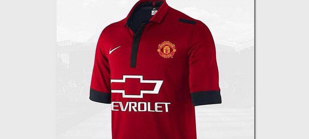 United, peste Real Madrid si Chelsea la un loc! Cel mai scump tricou din istoria fotbalului! Cati bani produc cele doua logo-uri: