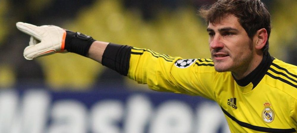 "Casillas, la Arsenal?! Anunt ""bomba"" facut in Spania! Detaliile mutarii:"