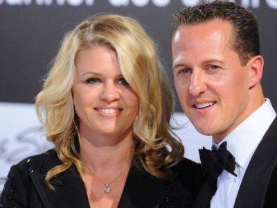 Decizie surprinzatoare luata de sotia lui Schumacher! Corinna a scos la vanzare avionul familiei pentru 20 de milioane de euro
