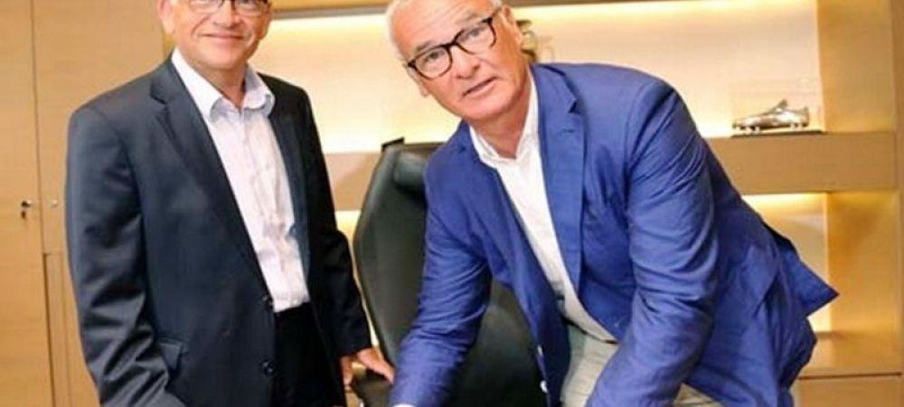 OFICIAL | Grecii ataca preliminariile EURO 2016 cu Ranieri pe banca! Italianul a semnat si va debuta impotriva Romaniei