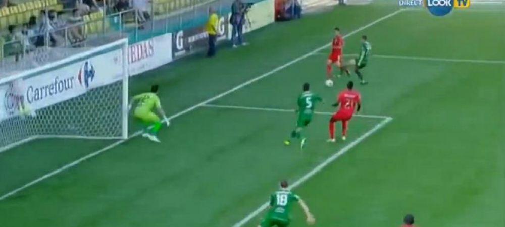 Asa da Liga I! Primul gol al sezonului a fost marcat cu calcaiul! Reusita de senzatie a lui Fatai! VIDEO