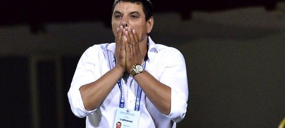Gestul nevazut de NIMENI dupa golul care a pus Steaua in genunchi! Ce a facut Ganea cand a vazut ca sutul lui Pancu a intrat