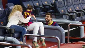 Pique si Shakira vor avea inca un copil! Un apropiat al cuplului a facut anuntul