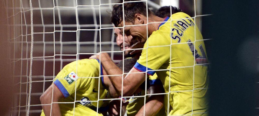 DEZVALUIRE de la Rapid - Steaua! Ce s-a intamplat pe teren l-a lasat masca pe Latovlevici! Ce i-a spus Pancu: