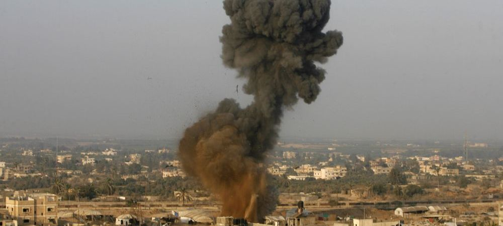 Razboiul distruge TOT! Tragedie fara margini in Fasia Gaza, dupa ce un fotbalist palestinian a fost UCIS intr-un atac israelian