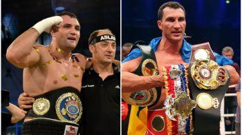 "Un roman, partener pentru Klitschko! Christian Ciocan se va antrena cu detinatorul centurilor WBA, WBO, IBF si IBO la ""grea"""