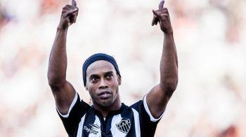 Ronaldinho a FUGIT de la Atletico Mineiro! Surpriza uriasa! Unde isi incheie cariera