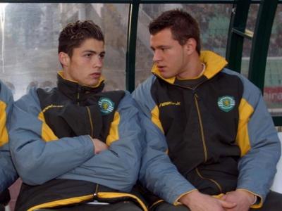 """FOTO """"L-am luat pe colegul lui Cristiano Ronaldo!"""" :) Marius Niculae si-a gasit echipa. Unde va juca in sezonul urmator"""